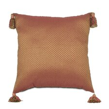 <strong>Eastern Accents</strong> Vaughan Polyester Capello Decorative Pillow with Tassels