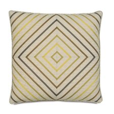 <strong>Eastern Accents</strong> Caldwell Polyester Austin Squares Decorative Pillow