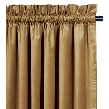 Lucerne Cotton Rod Pocket Curtain Single Panel