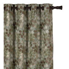 Cambium Cotton Grommet Curtain Single Panel