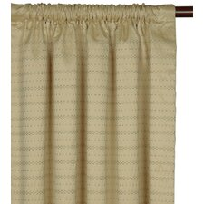 Southport Rod Pocket  Curtain Single Panel