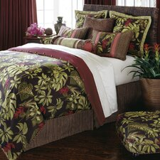 Tahiti Button-Tufted Bedding Collection
