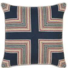 Liberty Halyard Mitered Decorative Pillow