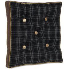 MacCallum Grainger Boxed and Tufted Decorative Pillow