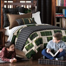 MacCallum Button-Tufted Bedding Collection