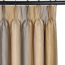 Lancaster Memoir Pleated Curtain Single Panel