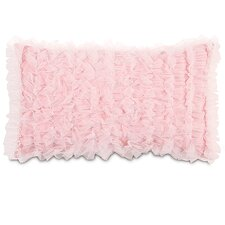 Matilda Polyester Ballet Decorative Pillow with Ruffles