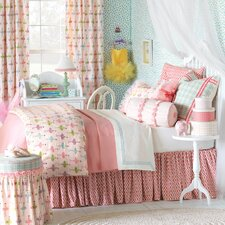 Matilda Button-Tufted Bedding Collection