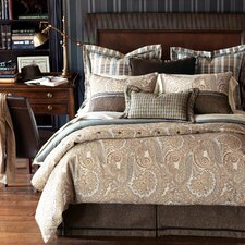 Powell Button-Tufted Bedding Collection