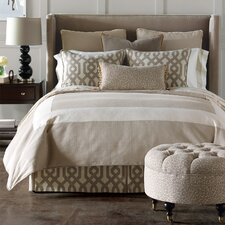Rayland Button-Tufted Bedding Collection