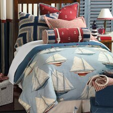 Liberty Hand-Tacked Bedding Collection