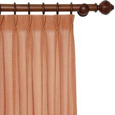 Sadler Three-Finger Pleat Curtain Panel