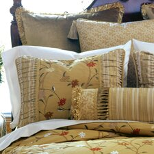 Gabrielle Button-Tufted Bedding Collection