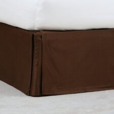 Bellezza Shantung Bed Skirt