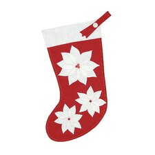 North Pole Point Me Home Stocking