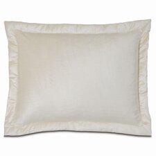 Lucerne Mitered Fringe Decorative Pillow