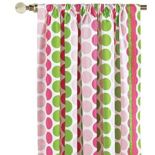 Polly Cotton Curtain Single Panel