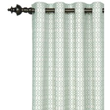 Gwyneth Grommet Curtain Panel