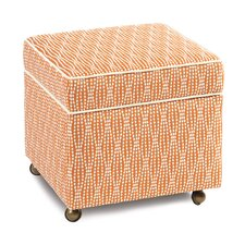 <strong>Eastern Accents</strong> Dawson Storage Box Ottoman