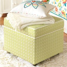 <strong>Eastern Accents</strong> Arcadia Storage Box Ottoman