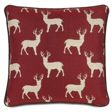 <strong>Eastern Accents</strong> Nordic Holiday Rudolph Pillow