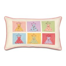 <strong>Eastern Accents</strong> Pinkerton Eli Polyester Dresses Decorative Pillow