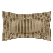 <strong>Eastern Accents</strong> Nottingham Southwell Decorative Pillow with Flange
