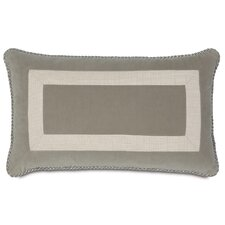 Rayland Polyester Jackson Heather Border Collage Decorative Pillow
