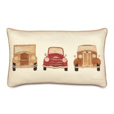 <strong>Eastern Accents</strong> Pinkerton Eli Polyester Cars Decorative Pillow