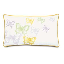 <strong>Eastern Accents</strong> Pinkerton Polyester Eli Butterflies Decorative Pillow