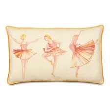 <strong>Eastern Accents</strong> Pinkerton Eli Polyester Ballerinas Decorative Pillow