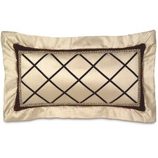 <strong>Eastern Accents</strong> Bellezza Polyester Witcoff Linen Mitered Decorative Pillow