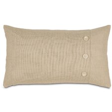 <strong>Eastern Accents</strong> Rustique Burlap Polyester Knife Edge Decorative Pillow