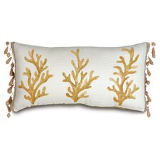 <strong>Eastern Accents</strong> Antigua Polyester Hand-Painted Decorative Pillow