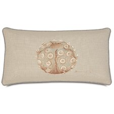 <strong>Eastern Accents</strong> Avila Polyester Hand-Painted Sea Urchin Decorative Pillow