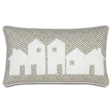 Tinsel Town Christmas Village Pillow