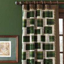 MacCallum Curtain Single Panel