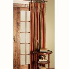 Memoir Harvest Three-Finger Pleated Curtain Single Panel