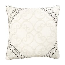 <strong>Eastern Accents</strong> Evelyn Polyester Desiree Decorative Pillow with Gimp