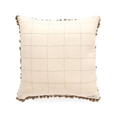 Gallagher Navarro Beaded Trim Decorative Pillow