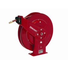 "<strong>Reelcraft</strong> 50-Foot (1/2"") 300 PSI Compact Air / Water Reel with Hose"