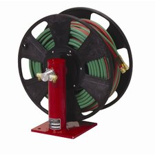 "0.25"" x 150', 250 psi, Gas Welding Reel without Hose"