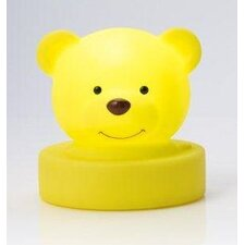 Teddy Figurine Night Light