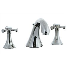Brookhaven Widespread Bathroom Sink Faucet with Double Cross Handles