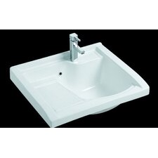 Livorno 70cm Ceramic Laundry Tub
