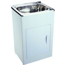 35L Laundry Tub and Cabinet - 55cm