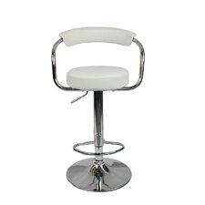 Padded Back Bar Stool (Set of 2)