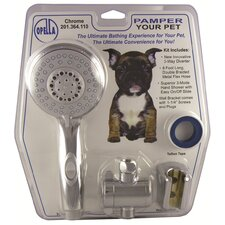 Pamper Your Pet Hand Shower
