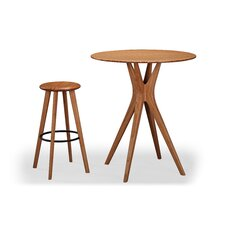 Mimosa Pub Table with Optional Stools