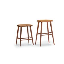 "26"" Exotic Salix Bar Stool"